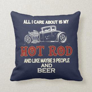 Almofada Meu hot rod