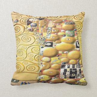Almofada Meu Klimt Serie: Abraço