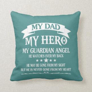 Almofada Meu pai - meu HERÓI