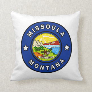 Almofada Missoula Montana