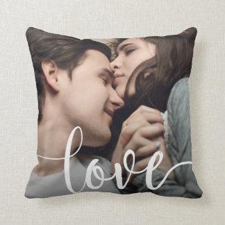 Almofada Modelo da foto do amor