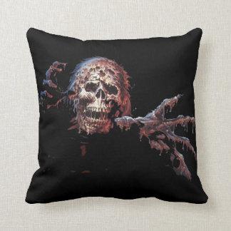 Almofada monstro do esqueleto 3D