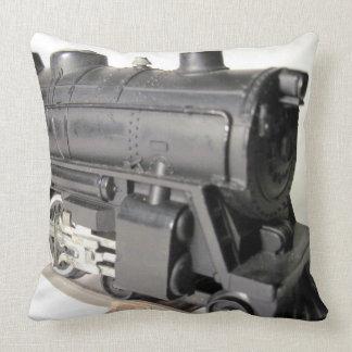 Almofada Motor do trem & travesseiro decorativo modelo do