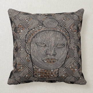 """Almofada Mulher do travesseiro decorativo 20"""" do tribo x"""