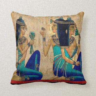Almofada Mulheres egípcias