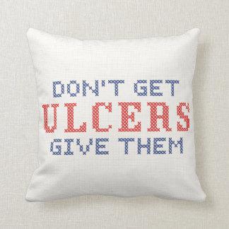 Almofada Não fique úlceras