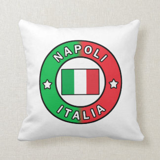Almofada Napoli Italia