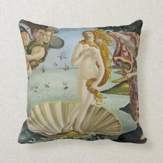 Almofada Nascimento do travesseiro de Venus