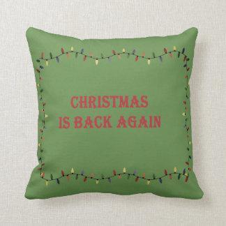 Almofada Natal