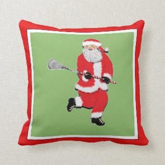Almofada Natal do Lacrosse