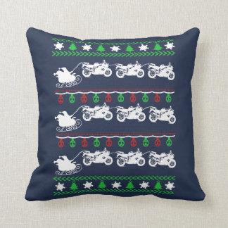Almofada Natal do motociclista
