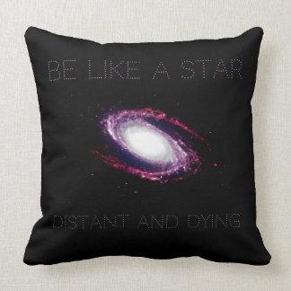 Almofada Niilismo: Seja como uma estrela