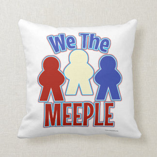 Almofada Nós o estilo do Gamer de Meeple