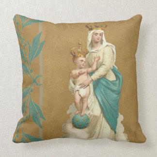 Almofada Nossa senhora da criança Jesus da vitória