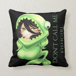 Almofada O acordo: Travesseiro de Lycarillyn Fishgirl