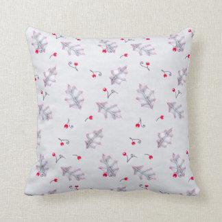 Almofada O azevinho da lavanda sae do travesseiro do