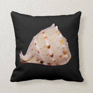Almofada O Conch Shell joga o coxim