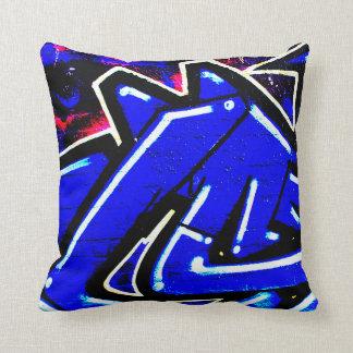 Almofada O dobro tomou partido o travesseiro decorativo