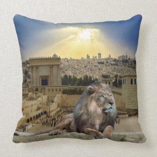 Almofada O leão de Judah