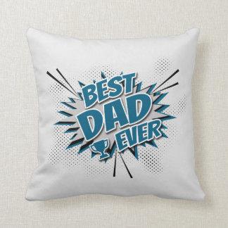 Almofada O melhor pai nunca