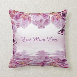 Almofada O melhor travesseiro decorativo das citações da