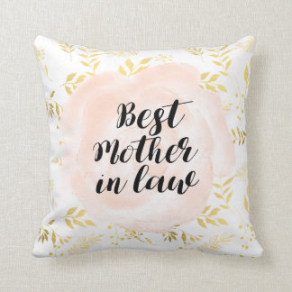 Almofada O melhor travesseiro do presente da sogra