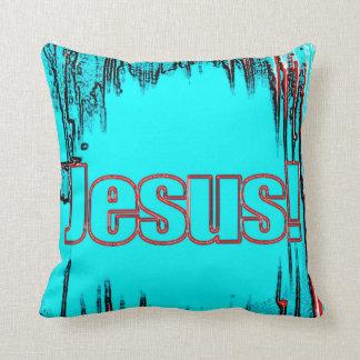 Almofada o nome da cerceta do travesseiro de Jesus