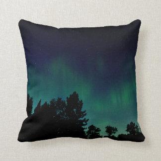 Almofada O Norther ilumina - Aurora Borealis - o