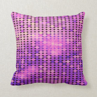 Almofada o roxo sparkles travesseiro decorativo