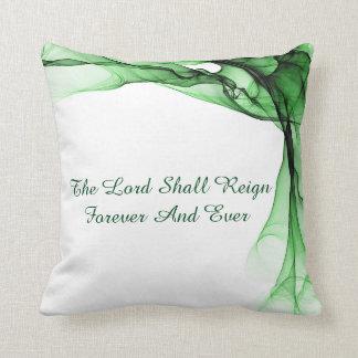 Almofada O senhor Dever Reino para sempre