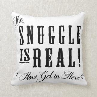 Almofada O Snuggle é real, obtem agora em aqui descansa BNW