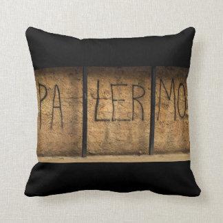 Almofada O travesseiro de Palermo
