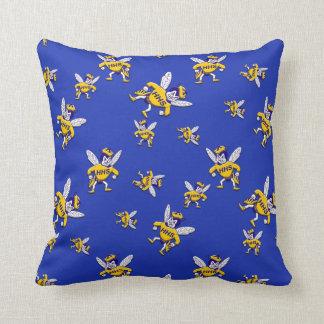 Almofada O travesseiro decorativo do zangão de 2 Herbie