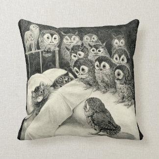 Almofada O travesseiro do pesadelo do gato