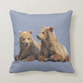Almofada O travesseiro o mais bonito dos filhotes de urso!