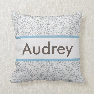 Almofada O travesseiro personalizado de Audrey