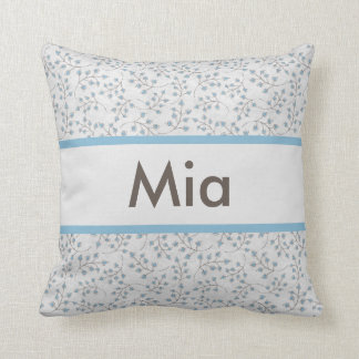 Almofada O travesseiro personalizado de Mia