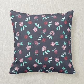 """Almofada O trevo floresce o travesseiro decorativo 16"""" do"""