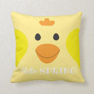 Almofada Olá! travesseiro do primavera