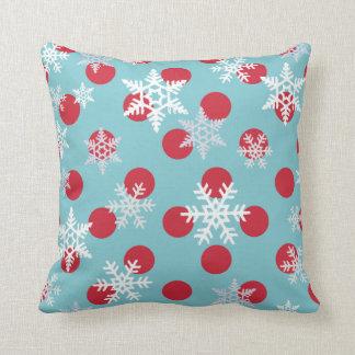 Almofada Os desejos do inverno comemoram o travesseiro