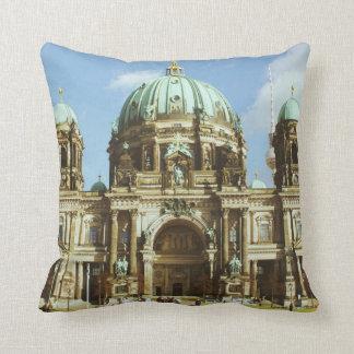 Almofada Os DOM evangélicos alemães do berlinês da catedral