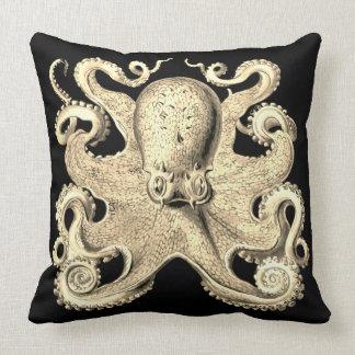 Almofada Ouro náutico da prata do travesseiro da decoração