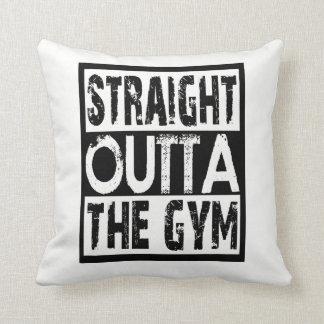 Almofada Outta reto o Gym