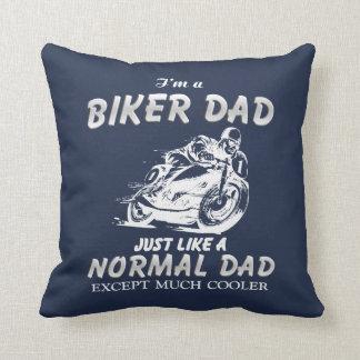 Almofada PAI do motociclista