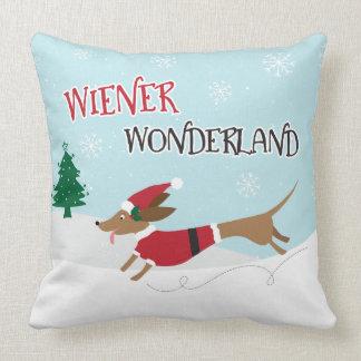 Almofada País das maravilhas do Wiener
