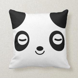 Almofada Panda do tempo da sesta