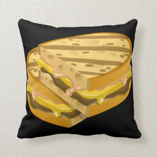 Almofada Panini óbvio da comida do pulso aleatório