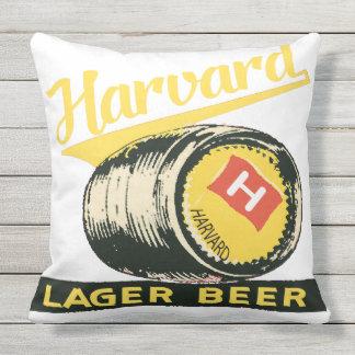 Almofada Para Ambientes Externos Cerveja de cerveja pilsen de Harvard
