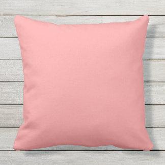 Almofada Para Ambientes Externos Coral exterior OP1026 do travesseiro decorativo