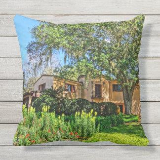 Almofada Para Ambientes Externos Jardins Florida da torre de Bok da mansão da